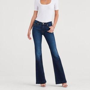 NWoT 7 for All Mankind Dojo Wide Leg Jeans Sz 29
